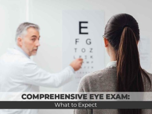 Comprehensive Eye Exam What to Expect
