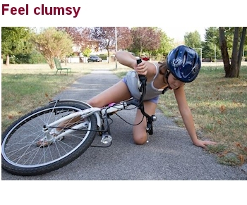Feel Clumsy
