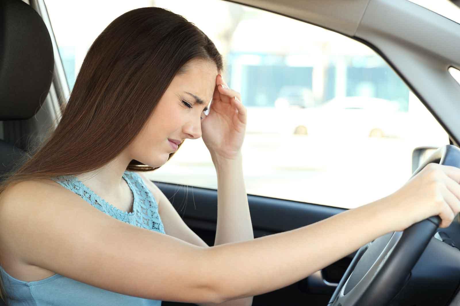 Driving, Dizziness & Vertical Heterophoria: When Driving Is