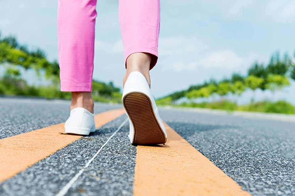 Through a Patient's Eyes: 'I Can Walk in a Straight Line'