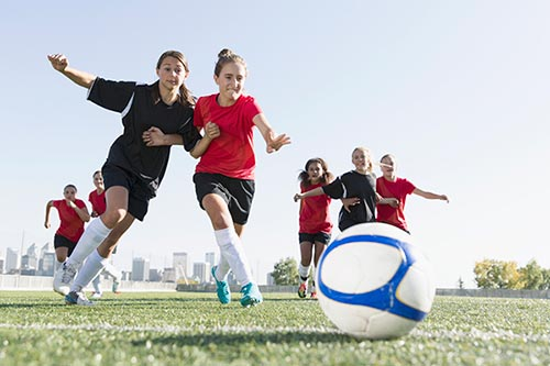 Concussions: Why Do Girls Get Them More Often?