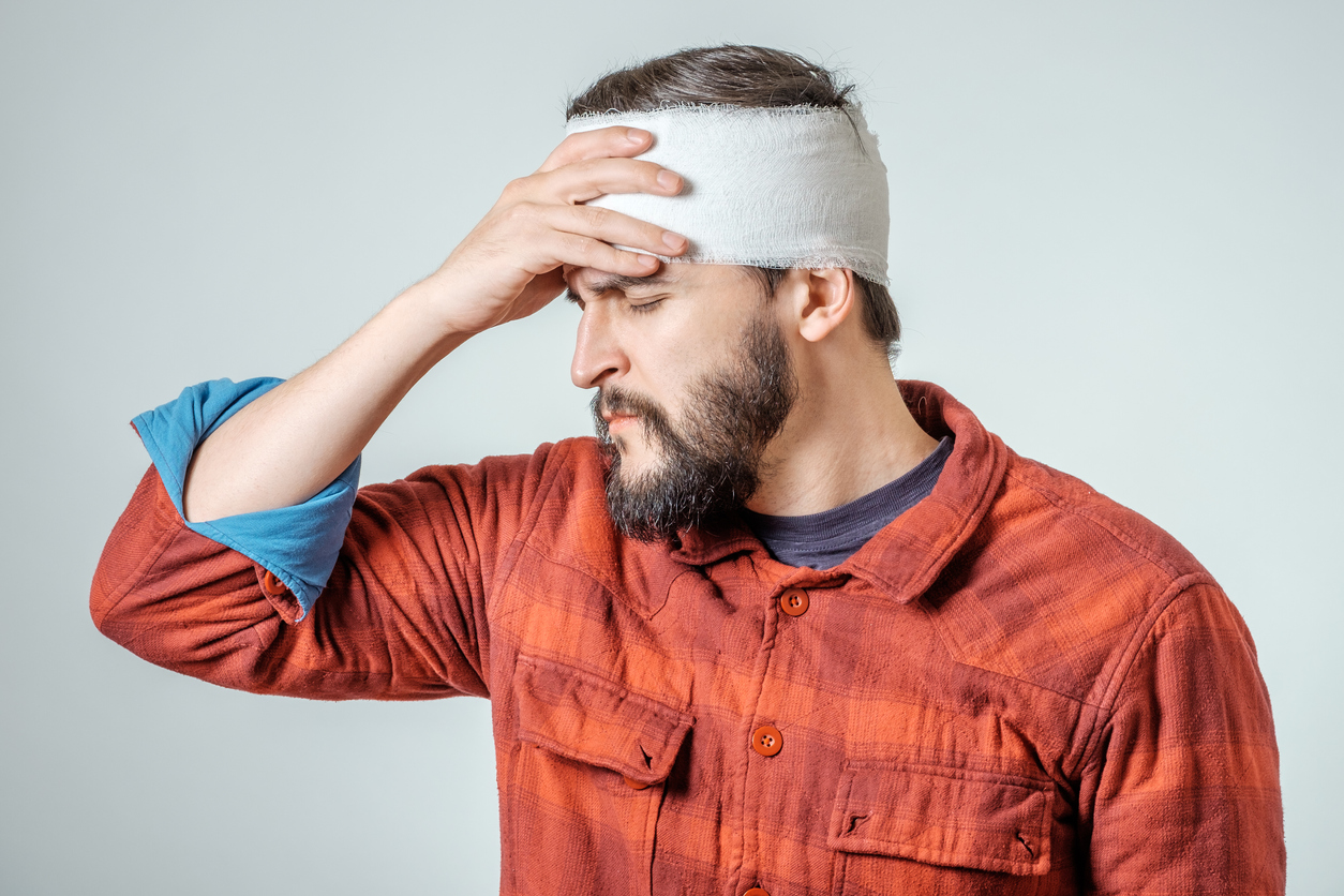 Treating Traumatic Brain Injury With Micro-Prism Lenses