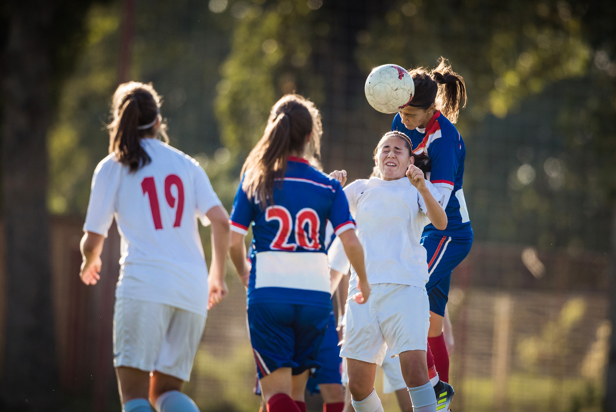 What Statistics Say About Gender & Sports Concussions