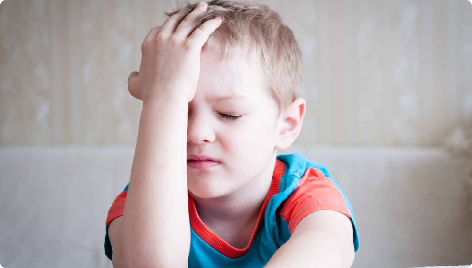 Clumsiness in Children with BVD
