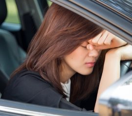Get help for your panic attacks while driving